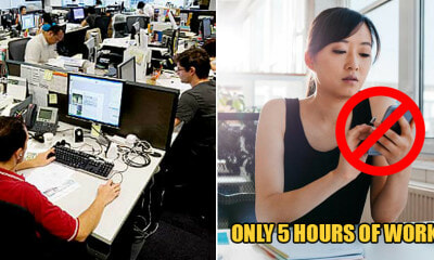 This Company Allows Its Staff to Work ONLY 5 Hours A Day Provided They Don't Use Their Phones - WORLD OF BUZZ