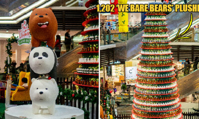 A 'We Bare Bears' Themed Christmas in Malaysia That's Breaking a Nationwide Record?! Here's What We Know! - WORLD OF BUZZ 5