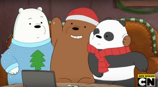 A 'We Bare Bears' Themed Christmas in Malaysia That's Breaking a Nationwide Record?! Here's What We Know! - WORLD OF BUZZ