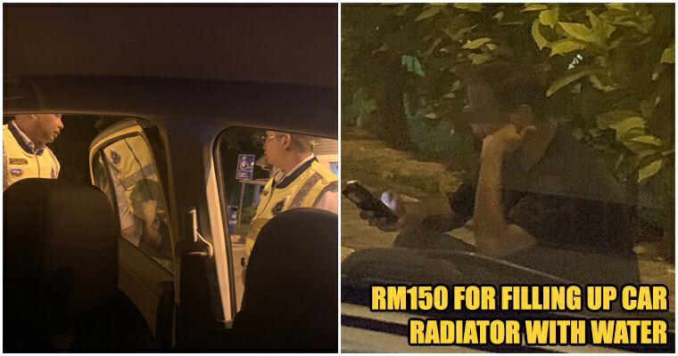 Alarming Moment For A Group Of Girls When 46yo Scammer Held Them At Nilai Utara RNR Asking For Car Repair Fee - WORLD OF BUZZ