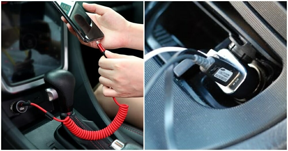 Beware: Charging Your Phone In The Car Could Spoil Your Phone & Car Battery! - WORLD OF BUZZ 2