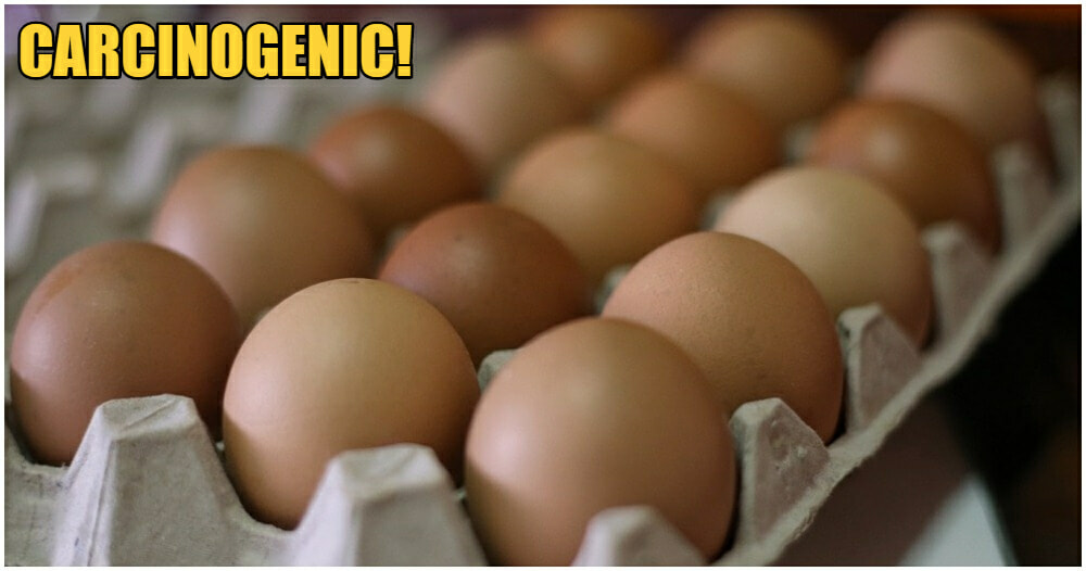 Beware: Indonesian Eggs Are Now Contaminated With Carcinogens, Hazardous to Health - WORLD OF BUZZ