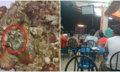 Beware: You May Be At Risk Of Finding Worms In Your Mamak Food - WORLD OF BUZZ 2