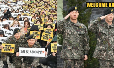 BIGBANG's Taeyang and Daesung were Finally Discharged from the Military Today - WORLD OF BUZZ 4