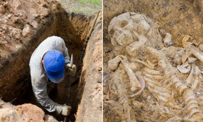 Man Digs Up Parents' Corpses From Grave So He Can Sell Their Bones to Buy a Motorbike - WORLD OF BUZZ