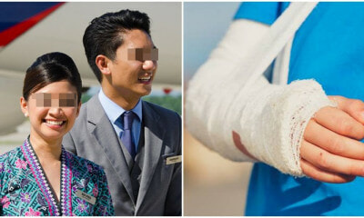 cabin crew injuries - WORLD OF BUZZ 6