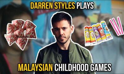 Darren Styles Plays Malaysian Childhood Games - WORLD OF BUZZ
