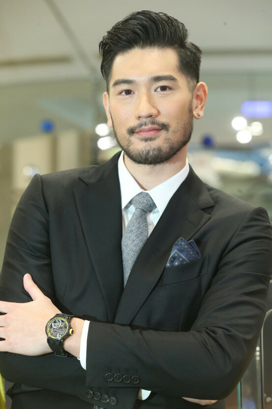 Doctor: Godfrey Gao's Sudden Cardiac Death Likely Caused By Overwork & Staying Up Late - WORLD OF BUZZ 1