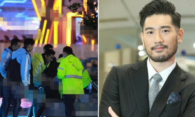 Doctor: Godfrey Gao's Sudden Cardiac Death Likely Caused By Overwork & Staying Up Late - WORLD OF BUZZ 6