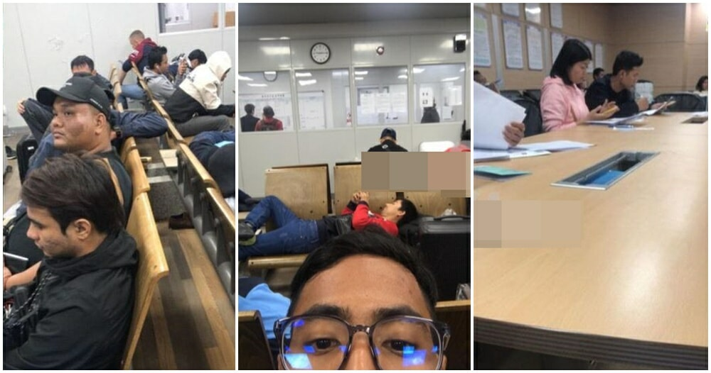 Excited M'sians Spend A Year Planning S.Korea Trip, Get Deported Immediately Upon Arrival - WORLD OF BUZZ 5