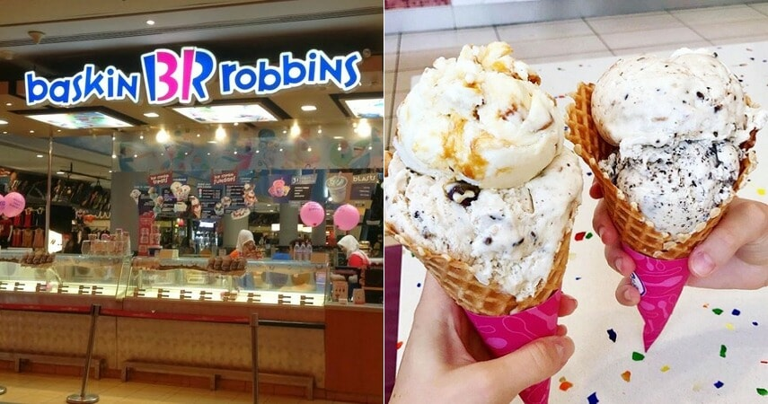 Baskin-Robbins Is Having A Black Friday Promo At ALL Of Their Outlets From 27 To 29 Nov - WORLD OF BUZZ