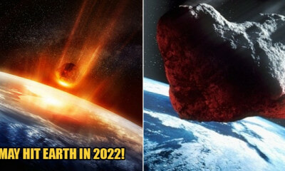 NASA: Asteroid As Big As The Great Pyramid May Hit Earth On 6 May 2022 - WORLD OF BUZZ
