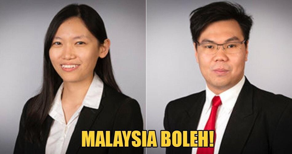 Two M'sian Scientists Win Prestigious Award - WORLD OF BUZZ