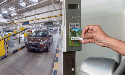Govt: No More 10% Surcharge When You Use Touch N' Go To Pay Parking Soon - World Of Buzz 1