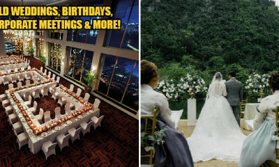 Hosting an Event? Here Are 5 Places In & Around M'sia You NEED to Know That Are Perfect For Any Occasion! - WORLD OF BUZZ