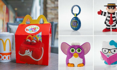 Iconic McDonald's Happy Meal Toys From Our Childhood Available From Nov 28 & We're Feeling Nostalgic - WORLD OF BUZZ 18