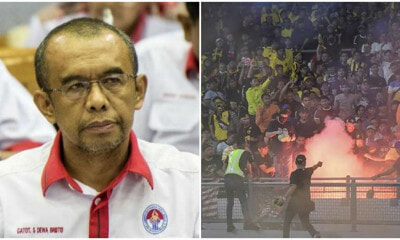 Indonesia Wants Malaysia To Apologise For What Happened In Bukit Jalil Stadium During The Match - WORLD OF BUZZ 2