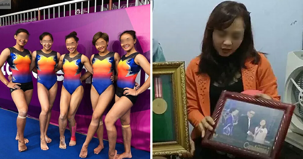 Indonesian Coach Claims Gymnast is No Longer a Virgin, Abruptly Dismissed Her From SEA Games Squad - WORLD OF BUZZ