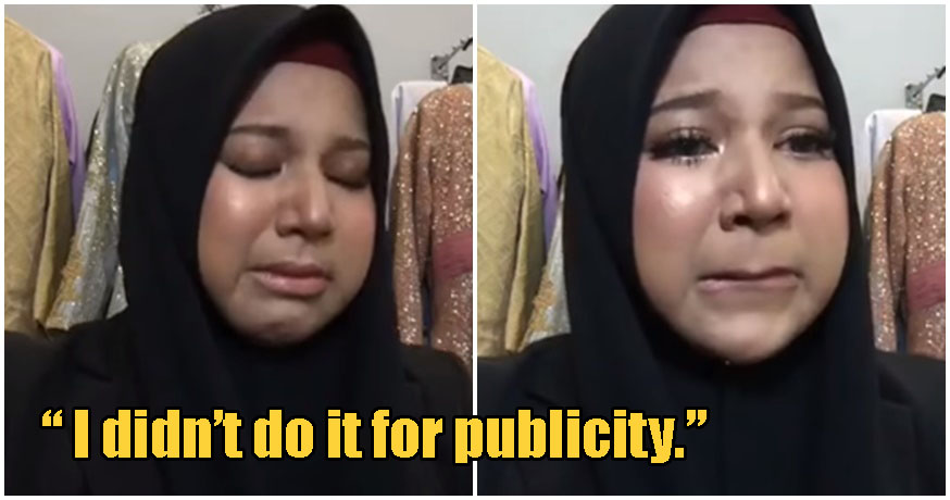 Johor Bridal Boutique Owner Who Went Viral For Cemetery Photoshoot Issues Public Apology - WORLD OF BUZZ