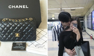 """""""love Without Money Is Useless,"""" M'sian Girl Gets Angry After Bf Says He Can't Afford To Buy Chanel Bag - World Of Buzz 3"""