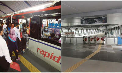 LRT & KTM Users Don't Have To Go KL Sentral Anymore With This New Pasar Seni Link Bridge! - WORLD OF BUZZ 5