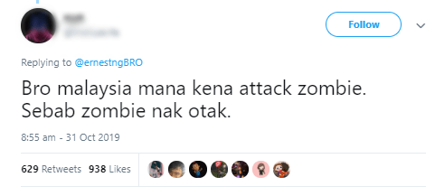 Malaysia Is Not Prepared For A Zombie Apocalypse, Netizen Illustrates How Unprepared We Are In Hilarious Comic - World Of Buzz 6