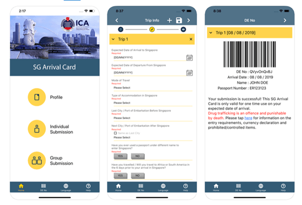 Malaysians Visiting Singapore Can Now Enter The Country Though An SG Arrival App - WORLD OF BUZZ 6