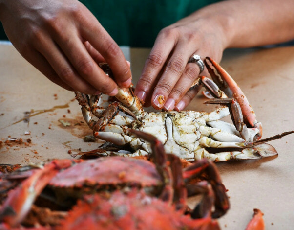 Man Eats Leftover Seafood That He Kept Overnight, Almost Dies From Deadly Infection - WORLD OF BUZZ 1