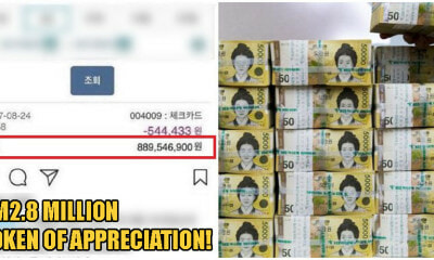 Man Gets RM2.8 MILLION As Token Of Gratitude For Lending Dubai Man RM1,000 - WORLD OF BUZZ