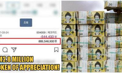 Man Gets Rm2.8 Million As Token Of Gratitude For Lending Dubai Man Rm1,000 - World Of Buzz