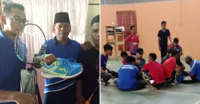 Man Starts Playing Badminton 3 Years After Surgery, Collapses & Dies From Heart Attack - WORLD OF BUZZ 3