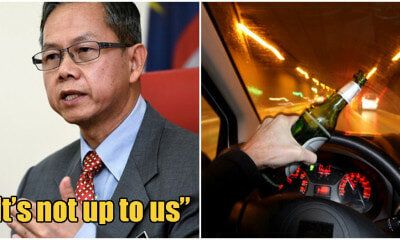 Ministry Of Health Has No Power To Stop Drunk Driving, Says Health Minister - WORLD OF BUZZ 3