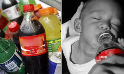Mothers Unable to Get Abortions Are Now Feeding Their Babies Fizzy Drinks Instead of Milk to Kill Them - WORLD OF BUZZ