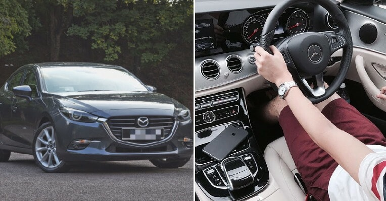 M'sian Buys Mazda After GF Says His Myvi is Old, Sees Mercedes Benz Guy Kissing Her Later - WORLD OF BUZZ 5
