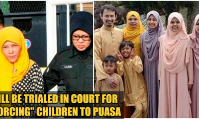 "M'sian Couple In Norway On Trial For Abuse For ""Forcing"" Their Children To Puasa - WORLD OF BUZZ"