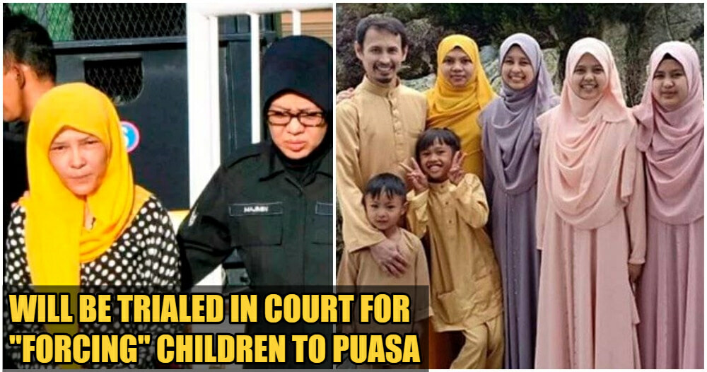 """M'sian Couple In Norway On Trial For Abuse For """"Forcing"""" Their Children To Puasa - WORLD OF BUZZ"""