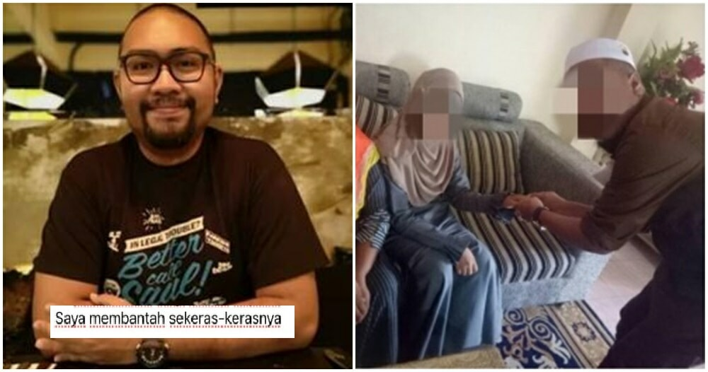 M'sian Dad Starts Twitter Campaign To Ban Child Marriage, Here's How You Can Help! - WORLD OF BUZZ