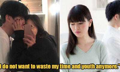 M'sian Girl Dumps Unambitious BF of 14 Years As He Was Stopping Her From Chasing Her Dreams - WORLD OF BUZZ 3