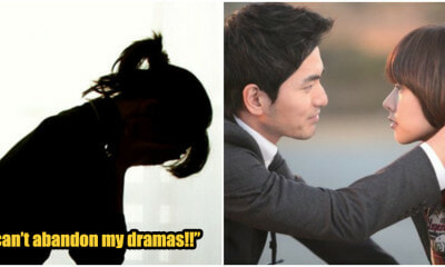 M'sian Husband Throws Wife Out Of House Because She's OBSESSED With K-Drama - WORLD OF BUZZ