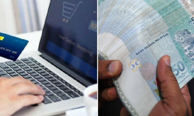 M'sian Man Lost Over RM1,400 After Credit Card Info Stolen, Didn't Realise Until 2 Weeks Later - WORLD OF BUZZ 1