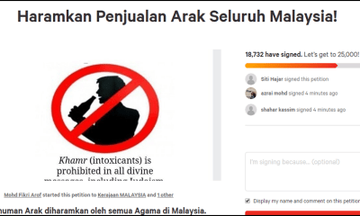 M'sian Netizens Petition Govt To Ban All Alcohol & Enforce Death Sentences For Drunk Drivers - WORLD OF BUZZ 2