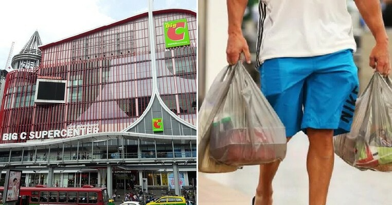 No More Plastic Bags When You Shop At Major Retail Stores in Thailand Starting Jan 2020 - WORLD OF BUZZ 3