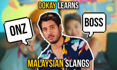 OOKAY Learns Malaysian Slangs - WORLD OF BUZZ