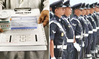 PDRM: 6 Senior Officers & 184 Police Face Dismissal After Testing Positive for Drug Use - WORLD OF BUZZ 3