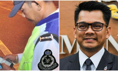 PDRM Legally Allowed To Check Your Phone At Random, Says Deputy Home Minister - WORLD OF BUZZ