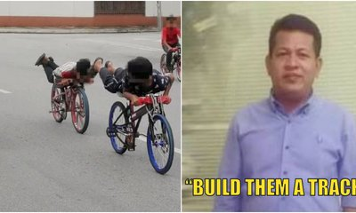 PEKIDA Kelantan Suggests To Build A Track For Rempit Kids Instead Of Punishing Them - WORLD OF BUZZ 4
