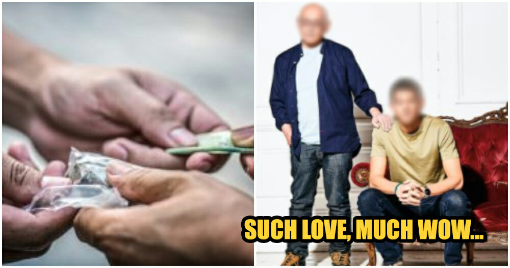 M'sian Son Showed What True Love Is By Leaving Sales Job In Singapore To Join Father's Drug Trafficking Business - WORLD OF BUZZ