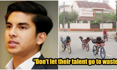 """Mat Lajak Cyclists Can Represent The Country If Trained Properly"", Sports And Youth Minister Says - WORLD OF BUZZ"
