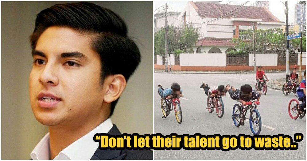"""""""mat Lajak Cyclists Can Represent The Country If Trained Properly"""", Sports And Youth Minister Says - World Of Buzz"""
