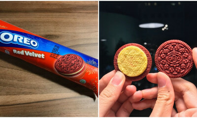 Red Velvet Oreos Are Now Available In 7-Eleven Malaysia And We Tried Them Out! - WORLD OF BUZZ 5